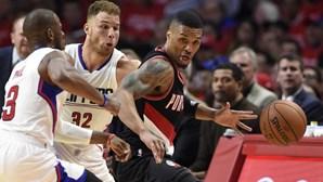 Clippers lamentam lesões de Chris Paul e Blake Griffin