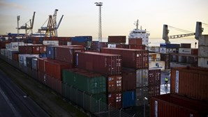 Estivadores prolongam até 27 de maio greve no porto de Lisboa