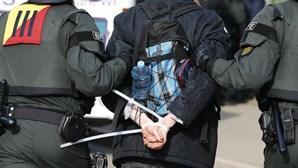Cerca de 400 manifestantes detidos na Alemanha