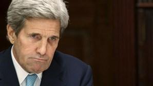 Síria: John Kerry vai a Genebra em apoio ao cessar fogo
