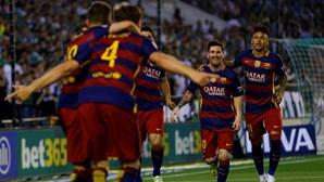 Barcelona vence e prossegue na liderança da La Liga