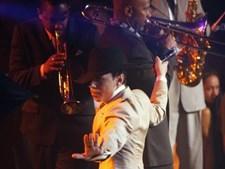 Prince no Montreux Jazz Cafe, em 2007