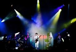 Prince no Roskilde Festival, na Dinamarca, em 2010