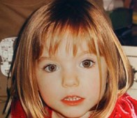 Maddie desapareceu em 2007