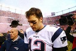 O 'quarteback' Tom Brady