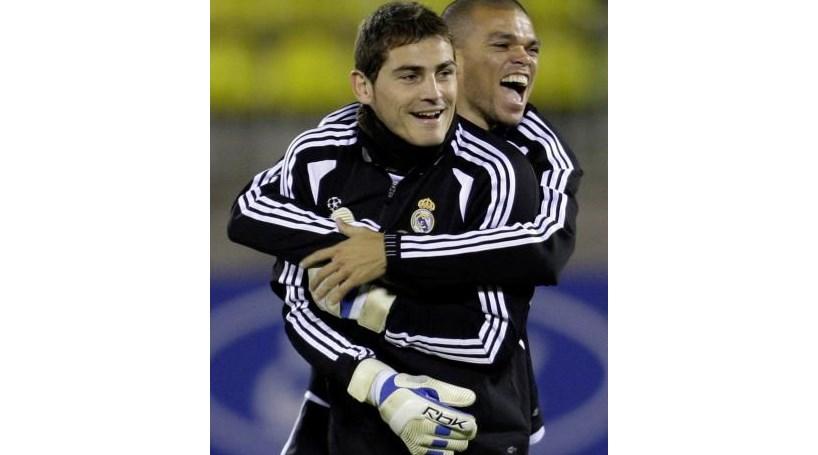 Disse a Casillas que o FC Porto é um clube exigente