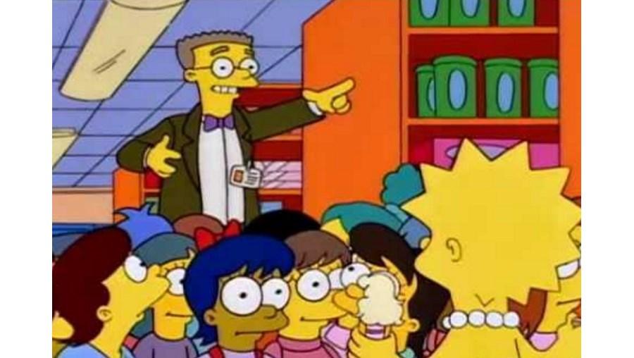 Smithers assumiu 27 temporadas depois