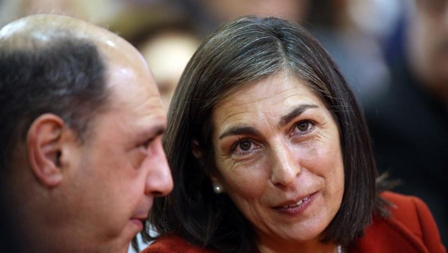 Ana Catarina Mendes, secretária-geral adjunta do Partido Socialista