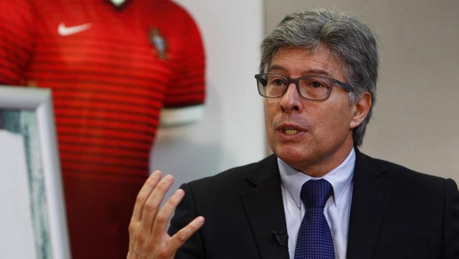 Vítor Pereira, presidente do Conselho de Arbitragem da Federação Portuguesa de Futebol
