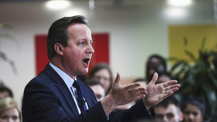 Cameron foi a Birmingham falar da UE mas as perguntas foram sobre os 'Papéis do Panamá'