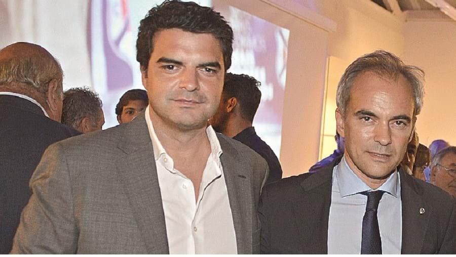 Rui Pedro Soares preside à SAD e Patrick Morais de Carvalho dirige o clube
