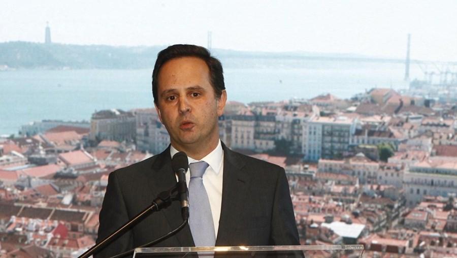 Fernando Medina, presidente da Câmara Municipal de Lisboa