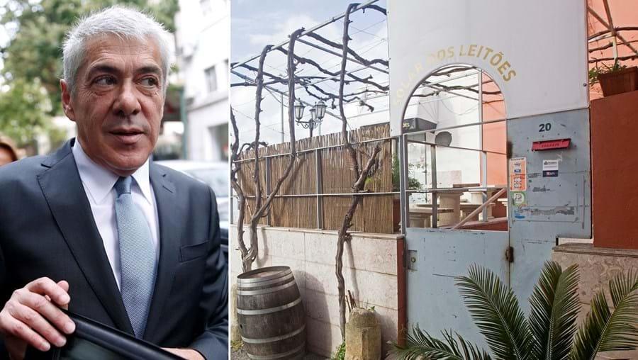 Solar dos Leitões está situado numa travessa entre Benfica e a Buraca, em Lisboa. José Sócrates, ex-primeiro-ministro, é amigo de infância de Carlos Santos Silva