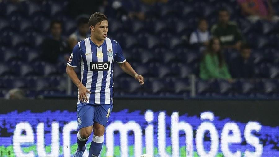 Quintero chegou ao FC Porto em 2013