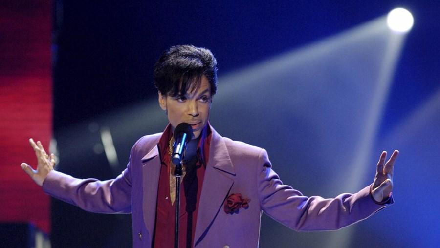 Prince morreu esta quinta-feira