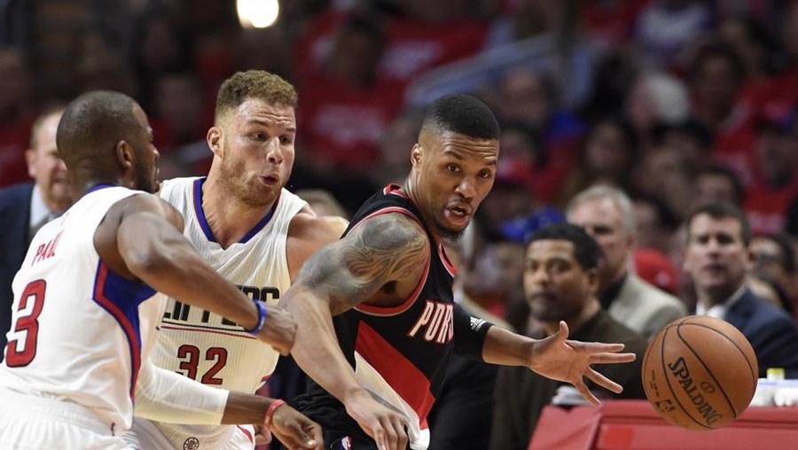 Os Los Angeles Clippers anunciaram as lesões de Chris Paul e Blake Griffin, dois jogadores fundamentais no esquema da formação californiana
