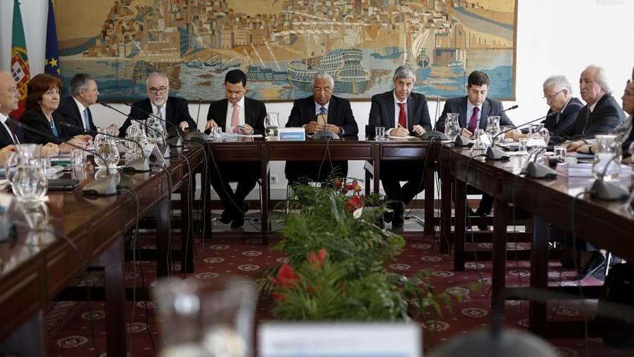 Conselho de Ministros esteve reunido esta tarde