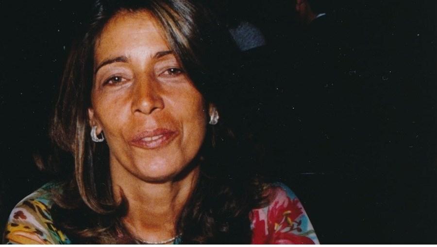 A bancária Ana Mafalda Prazeres