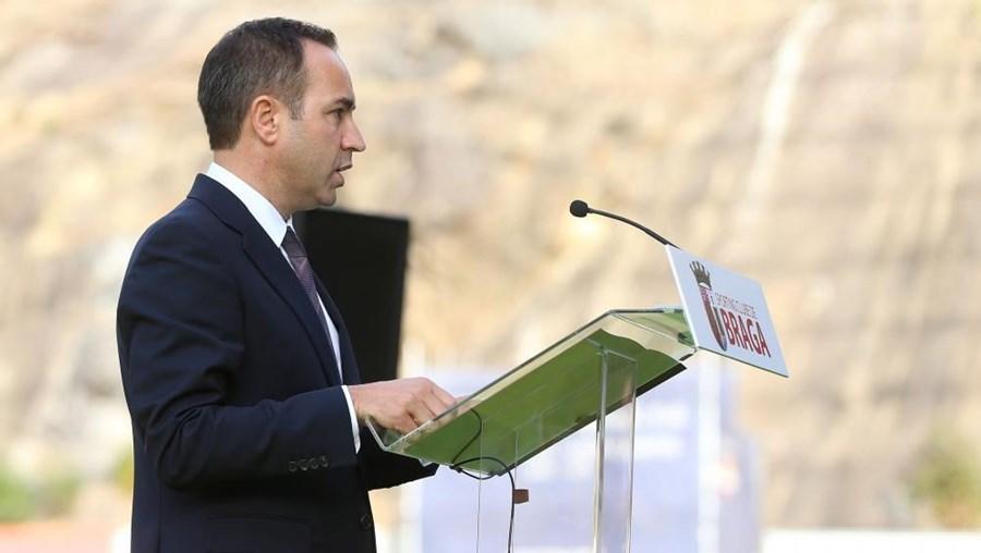 O presidente do Sporting de Braga, António Salvador, revelou que as obras da futura academia do clube começam para a semana