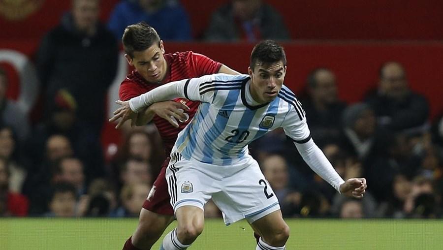 Nico Gaitán foi pré-convocado pelo seleccionador da argentina para a fase final da Copa América. O médio do Benfica é um dos 35 jogadores que constam na lista elaborada por Tata Martino