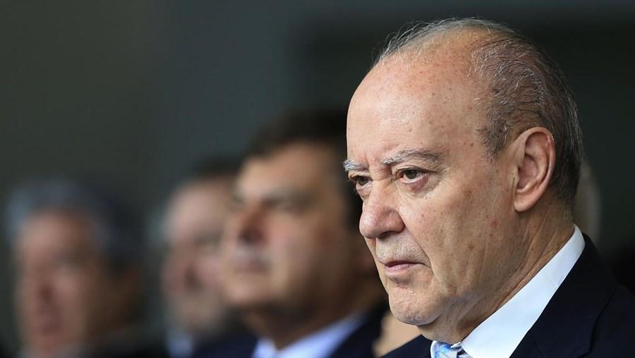 """""""Espero bem que como prémio desta arbitragem, este não seja o árbitro da final da Taça de Portugal. Vocês sabem dos lances que estou a falar. Toda a gente viu que Aboubakar sofreu um penálti indiscutível"""", atirou Pinto da Costa"""