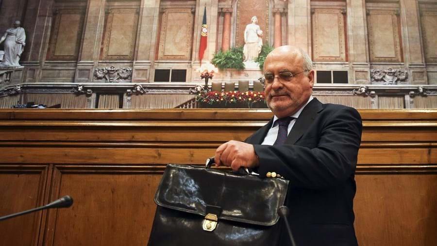 O ministro da Agricultura Capoulas Santos