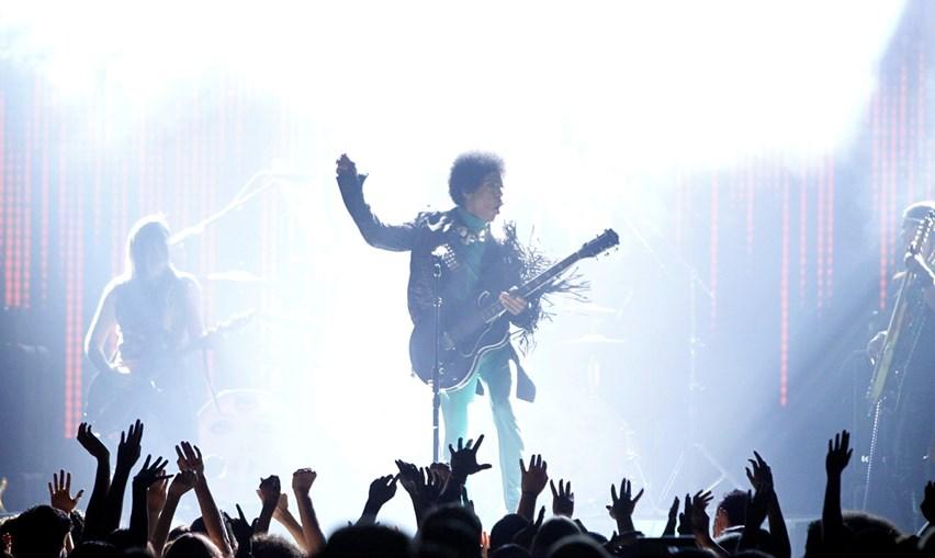 Prince nos Billboard Music Awards