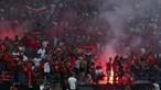 A festa do Benfica continua