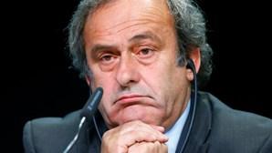 Tribunal Europeu dos Direitos Humanos considera suspensão de Michel Platini justificada