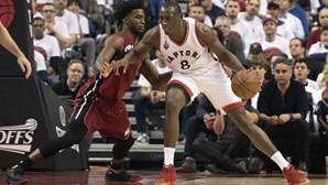 Raptors batem Heat no sétimo jogo das meias-finais