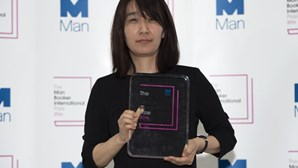 Escritora Han Kang vence Man Booker International Prize 2016