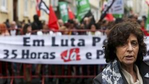 Serviços públicos encerrados na sexta-feira devido a greve