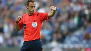 FIFA pode decidir árbitro do clássico FC Porto-Benfica