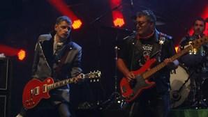 Xutos & Pontapés mantêm concerto de Ano Novo