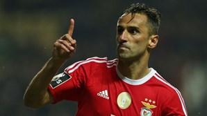 Jonas jura fidelidade ao Benfica