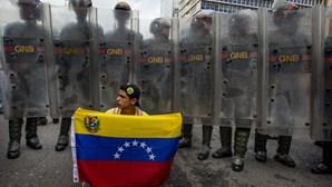 Venezuela pouco madura vive caos social
