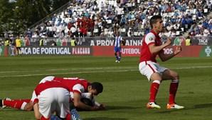 Braga vence Taça de Portugal nos pénaltis