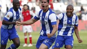 Marafona e André Silva entre os melhores da semana