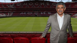 """""""Tenho orgulho no trabalho realizado no Benfica"""""""