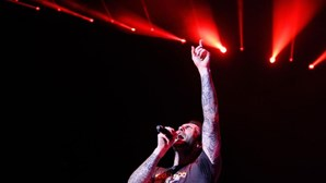 Maroon 5 regressam ao Rock in Rio Lisboa