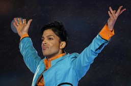 Prince morreu aos 57 anos