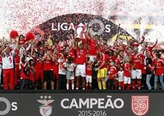 Em 34 jornadas, o Benfica conseguiu 29 vitórias, um empate, na Choupana diante do União, e quatro desaires