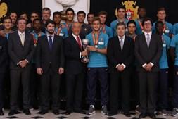 No último sábado, Portugal venceu a Espanha,  na marcação de grandes penalidades, e conquistou o europeu de futebol de sub-17