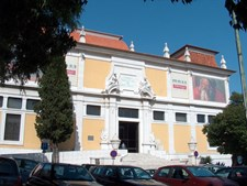 O Museu Nacional de Arte Antiga, em Lisboa