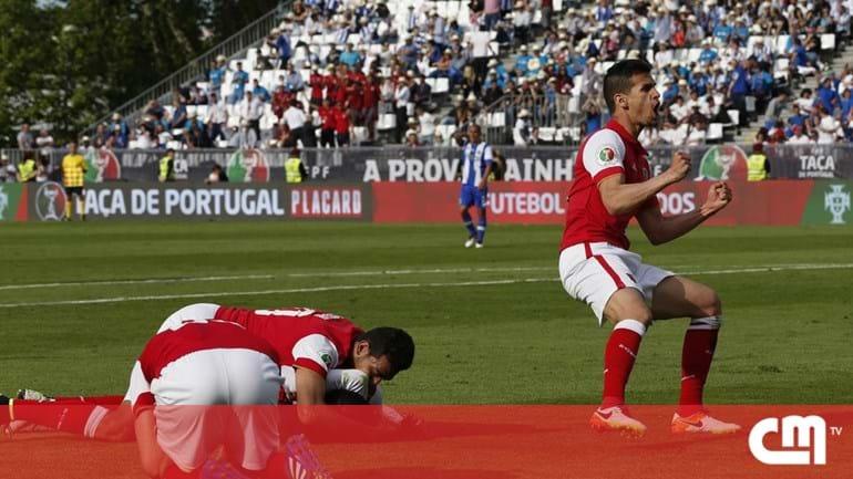Braga vence Taça de Portugal nos pénaltis - Futebol - Correio da Manhã 0d29f5971be2c