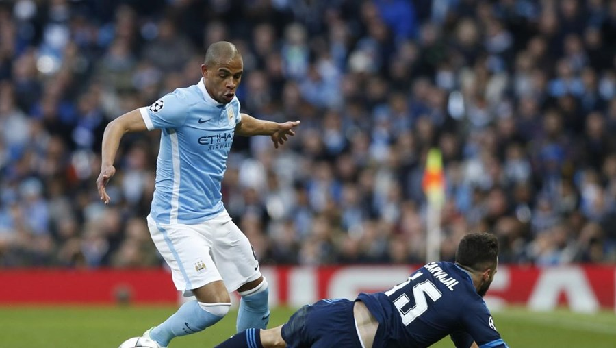 Fernando, Manchester City