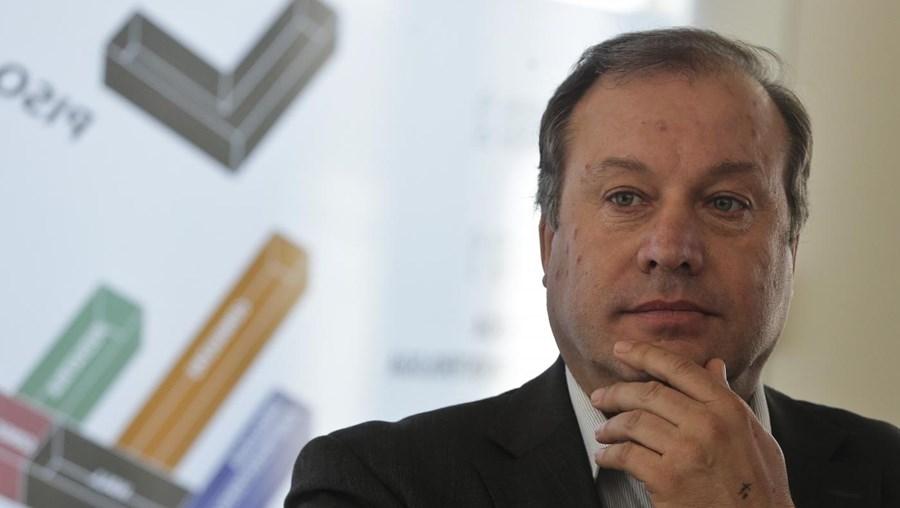António Silva Campos, presidente do Rio Ave
