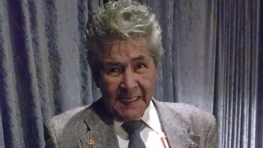 Abel Fernandez tinha 85 anos