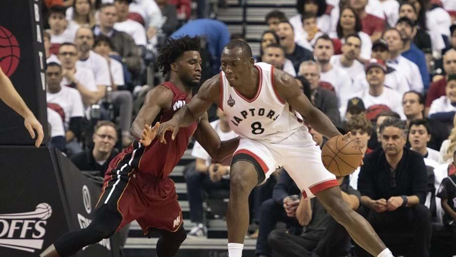 Os Toronto Raptors conseguiram pela primeira vez o apuramento para a final da Conferência Este dos 'play-offs' da NBA