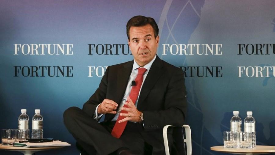 O presidente executivo do banco britânico Lloyds Bank, António Horta Osório